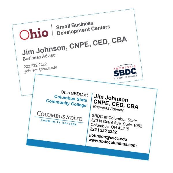 2 sided full color 16pt matte business card colourmoves