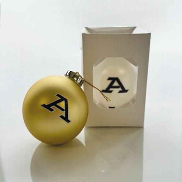 In shatterproof ornament