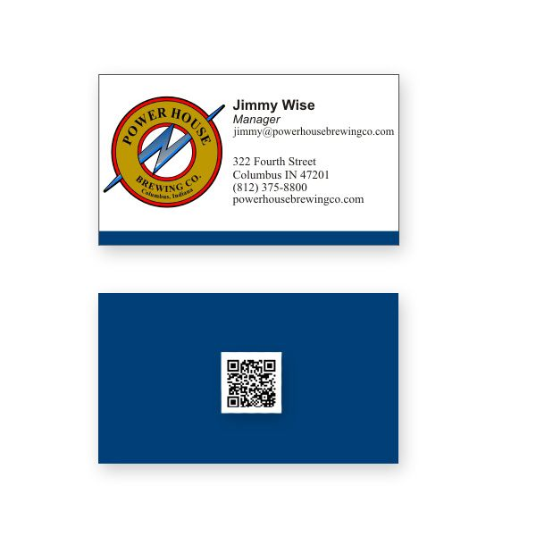 2 sided full color 14pt glossy business card 2 sided full color 16pt matte business card reheart Choice Image