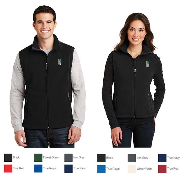 4e311b3810ab Port Authority Value Fleece Vest