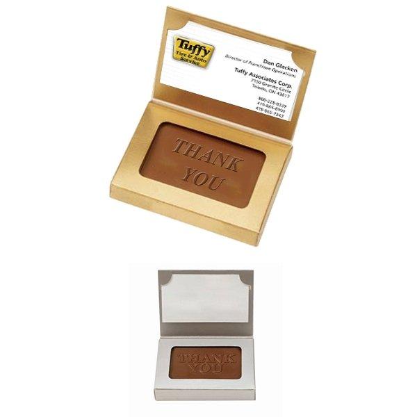 1 oz custom chocolate business card box custom chocolate business card box colourmoves