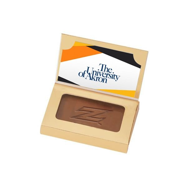1 oz custom chocolate business card box custom chocolate business card box colourmoves