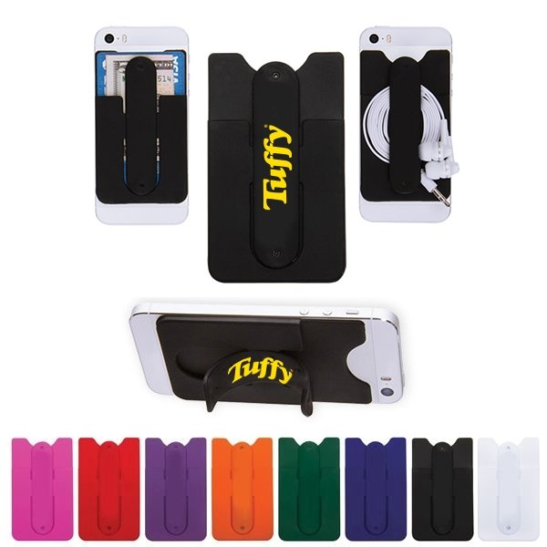 Cell Phone Card Holder >> 3 In 1 Cell Phone Card Holder