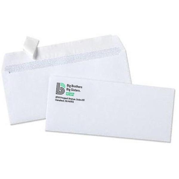 number 10 envelope