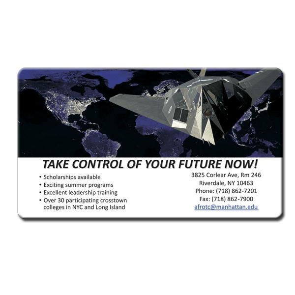 Full color business card size magnet version 3 colourmoves