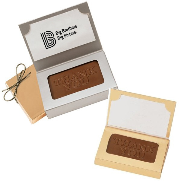 1 oz stock thank you chocolate business card box stock thank you chocolate business card box colourmoves