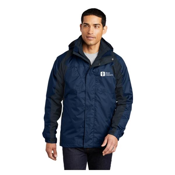 Port Authority Mens Ranger 3 in 1 Jacket