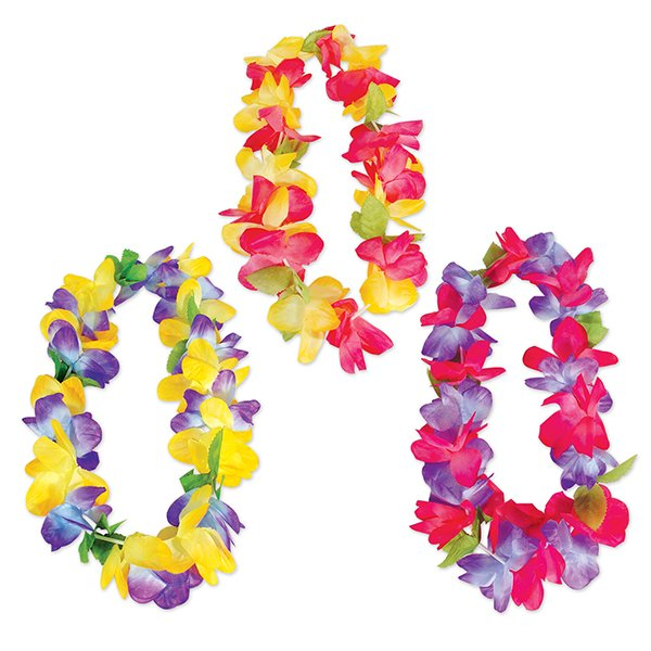 Jumbo silk flower leis mightylinksfo