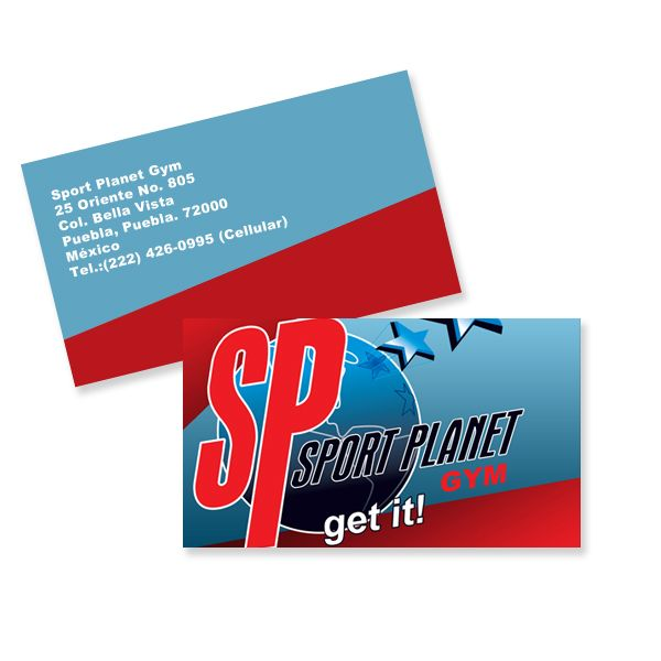 2 sided full color glossy business card colourmoves