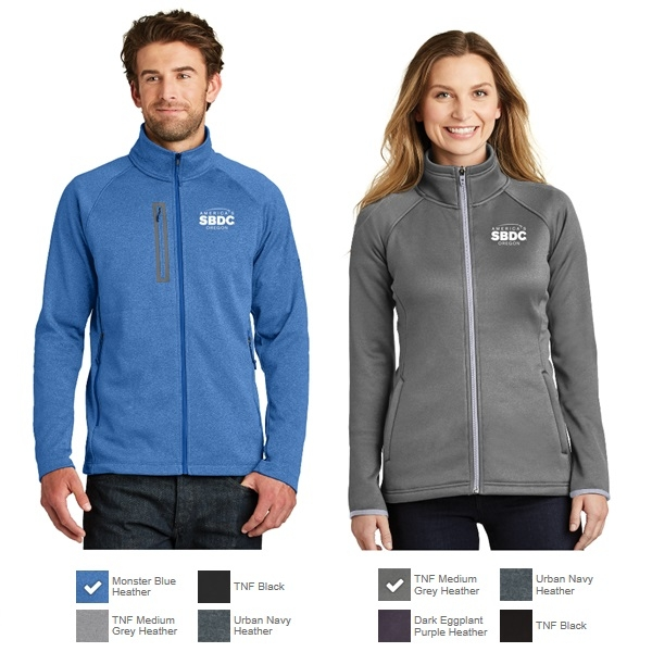 34d47dfee619 The North Face Canyon Flats Fleece Jacket