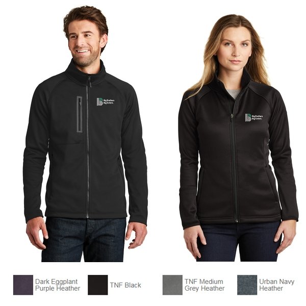 9661ef6aa216 The North Face Canyon Flats Fleece Jacket