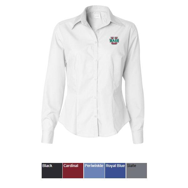 b409774e8 Van Heusen - Womens Silky Poplin Shirt
