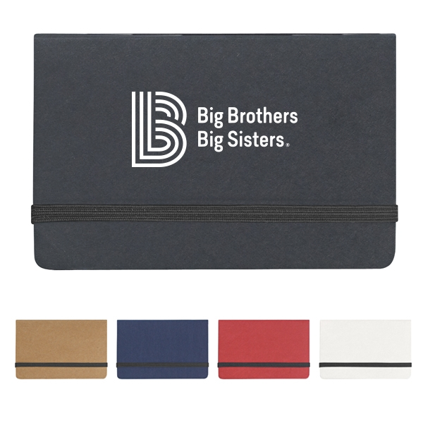 Sticky notes flags in business card case colourmoves