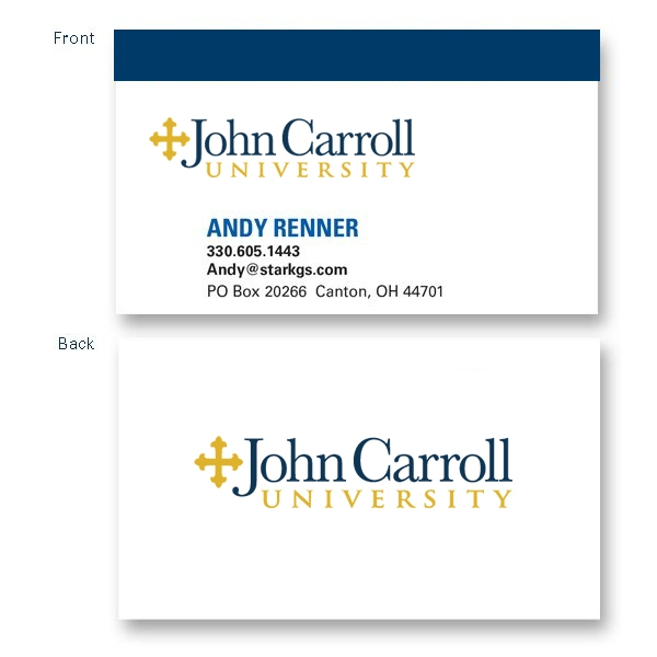 2 sided full color 16pt matte business card matte business card reheart Images