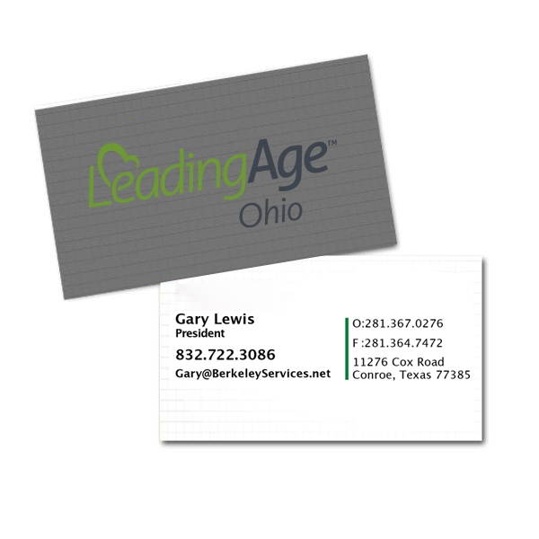 2 sided full color 16pt matte business card matte business card colourmoves Choice Image
