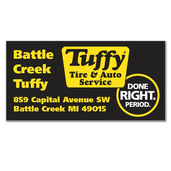 12in x 24in full color magnetic car sign for 12 x 24 car door magnets