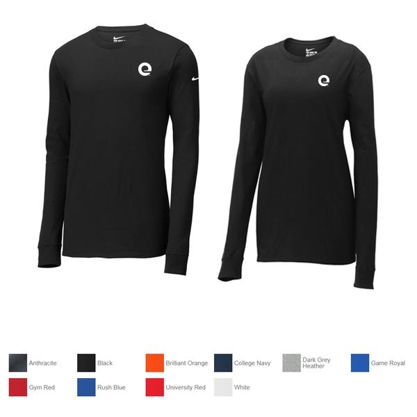 fc8d0f8a90c6 Nike Core Cotton Long Sleeve Tee